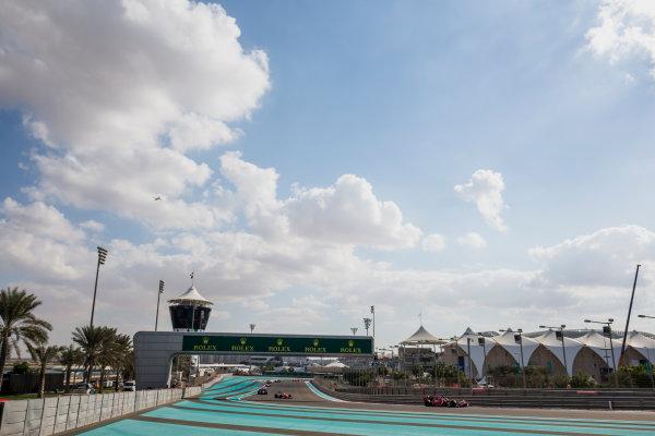 2017 FIA Formula 2 Round 11. Yas Marina Circuit, Abu Dhabi, United Arab Emirates. Sunday 26 November 2017. Charles Leclerc (MCO, PREMA Racing).  Photo: Zak Mauger/FIA Formula 2. ref: Digital Image _X0W9963