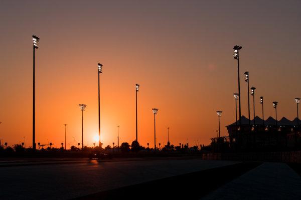 2017 FIA Formula 2 Test 3. Yas Marina Circuit, Abu Dhabi, United Arab Emirates. Thursday 30 November 2017. Rene Binder (AUT, Rapax).  Photo: Zak Mauger/FIA Formula 2. ref: Digital Image _56I7639