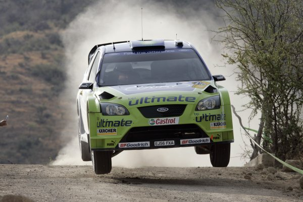 2007 FIA World Rally ChampionshipRound 4Rally Mexico 20078th-11th March 2007Mikko Hirvonen, Ford, Action.Worldwide Copyright: McKlein/LAT