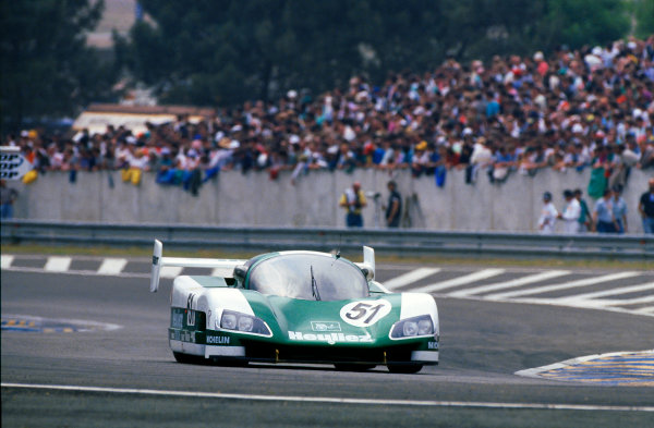Le Mans, France. 11th - 12th June 1988