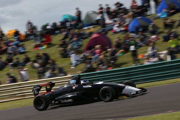 2013 MSA Formula Ford Championhip, Croft, North Yorkshire. 22nd-23rd June 2013, Jake Kruger (RSA) Jamun Formula Ford 200 World Copyright: Ebrey/LAT Photographic