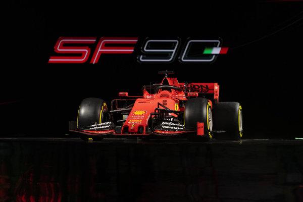 The new Ferrari SF90