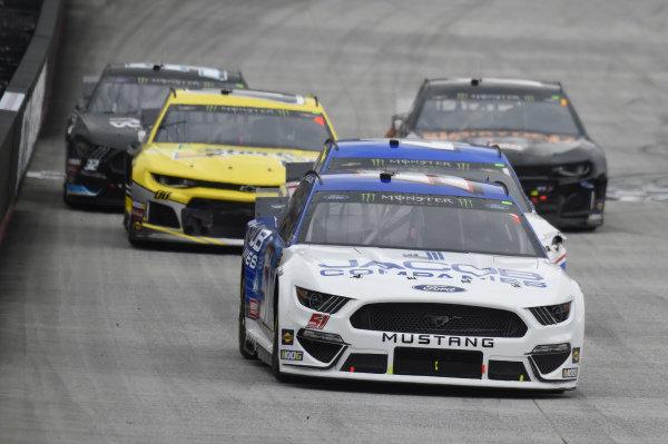 #51: Gray Gaulding, Petty Ware Racing, Chevrolet Camaro Jacob Companies