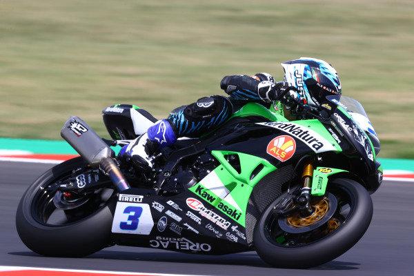 Raffaele De Rosa, Orelac Racing VerdNatura.