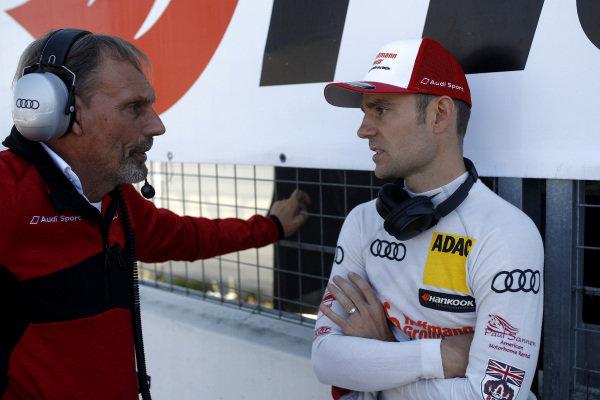 Jamie Green, Audi Sport Team Rosberg.