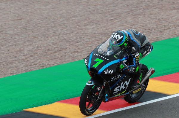 Dennis Foggia, Sky Racing Team VR46.