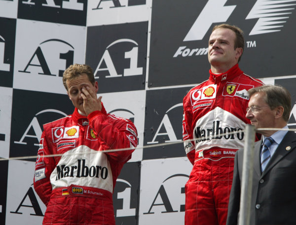 2002 Austrian Grand Prix - Race