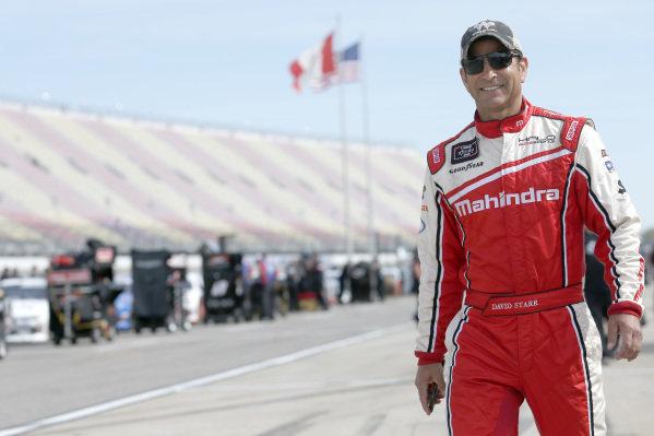 #52: David Starr, Means Motorsports, Chevrolet Camaro ATS