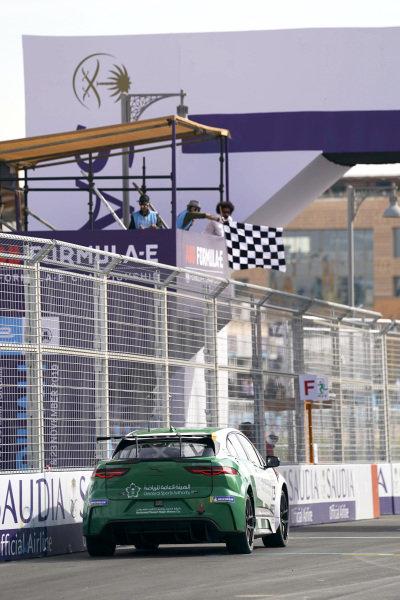 Fahad Algosaibi (SAU), Saudi Racing takes the chequered flag
