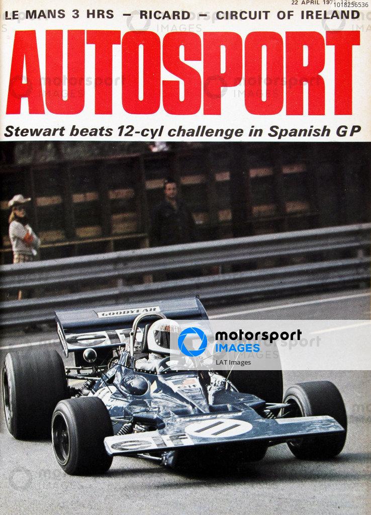 Autosport Covers 1971