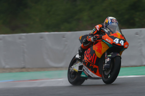 2017 Moto2 Championship - Round 10 Brno, Czech Republic Friday 4 August 2017 Miguel Oliveira, Red Bull KTM Ajo World Copyright: Gold and Goose / LAT Images ref: Digital Image 683664