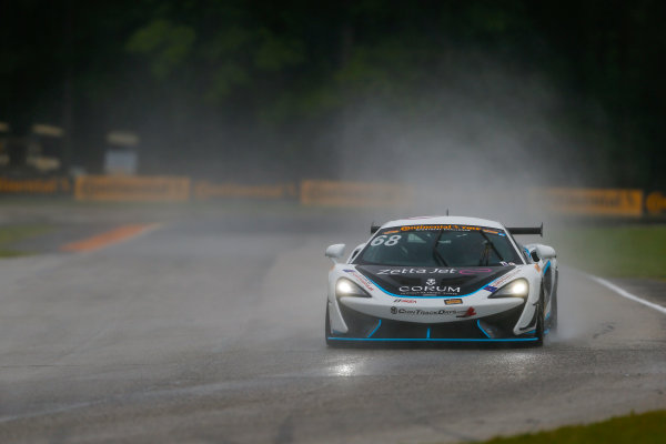 IMSA Continental Tire SportsCar Challenge Road America 120 Road America, Elkhart Lake, WI USA Friday 4 August 2017 68, McLaren, McLaren GT4, GS, Kenny Wilden, Rod Randall World Copyright: Jake Galstad LAT Images