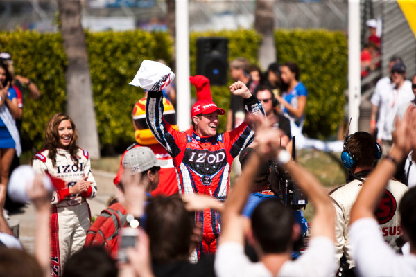 Long Beach. California, USA. 16th - 18th April 2010. 