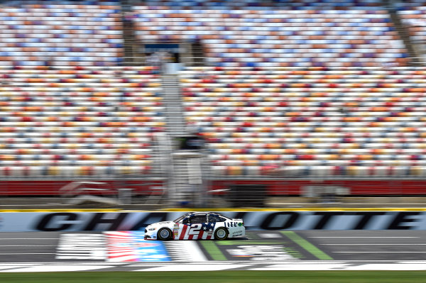Monster Energy NASCAR Cup Series Monster Energy NASCAR All-Star Race Charlotte Motor Speedway, Concord, NC USA Friday 19 May 2017 Brad Keselowski, Team Penske, Miller Lite Ford Fusion World Copyright: Nigel Kinrade LAT Images ref: Digital Image 17CLT1nk02261