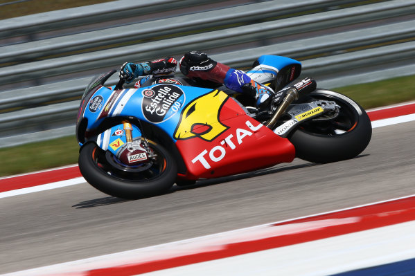 2017 Moto2 Championship - Round 3 Circuit of the Americas, Austin, Texas, USA Friday 21 April 2017 Alex Marquez, Marc VDS World Copyright: Gold and Goose Photography/LAT Images ref: Digital Image Moto2-500-2161