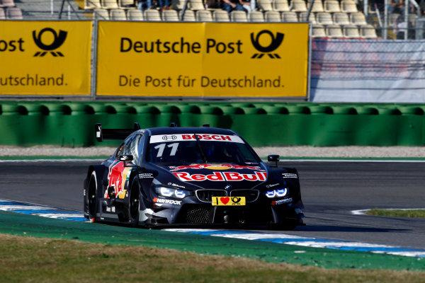 2017 DTM Round 9  Hockenheimring, Germany  Sunday 15 October 2017. Marco Wittmann, BMW Team RMG, BMW M4 DTM  World Copyright: Alexander Trienitz/LAT Images ref: Digital Image 2017-DTM-HH2-AT3-2262