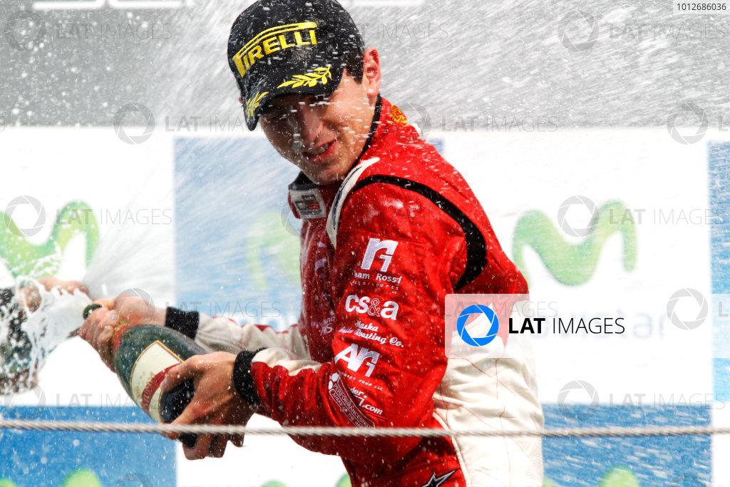 2010 GP3 Series. Round 1.