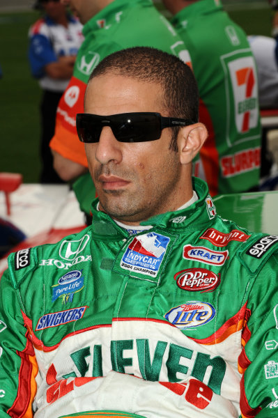 Tony Kanaan (BRA), Andretti Green Racing.