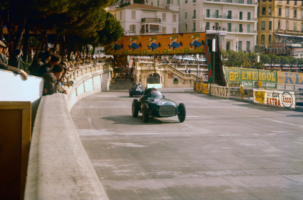 Monte Carlo, Monaco. 16th - 19th May 1957. 