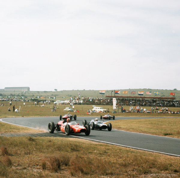 East London, South Africa. 26-28 December 1963.