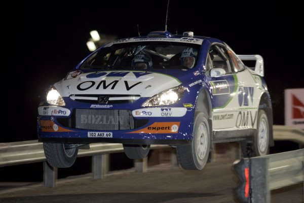2006 FIA World Rally Champs. Round 6Rally Australia 26-29th October 2006Manfred Sthol peugeot actionWorld Copyright: McKlein/LAT
