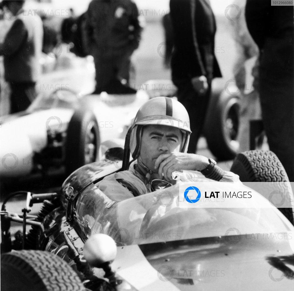 1961 Monaco Grand Prix.