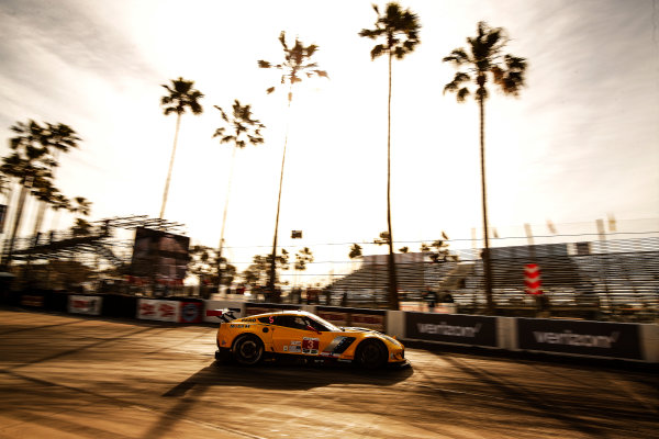 15-16 April, 2016, Long Beach, California , 3, Chevrolet, Corvette C7, GTLM, Antonio Garcia, Jan Magnussen ?2016, Michael L. Levitt LAT Photo USA