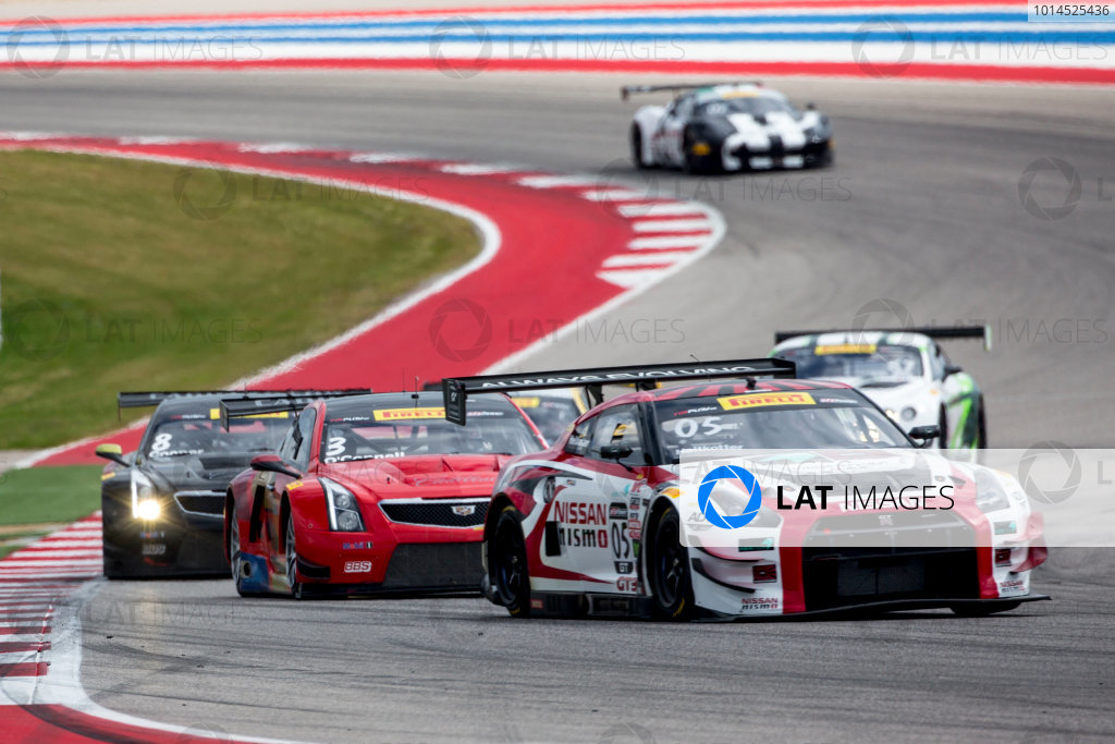 4-6 March, 2016, Austin, Texas USA #05 Nissan, Bryan Heitkotter. ?2016, Brian Cleary LAT Photo USA