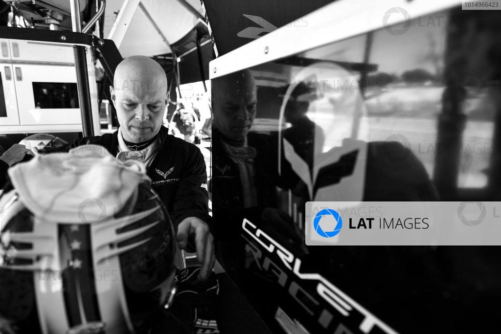 IMSA WeatherTech SportsCar Championship AMERICA'S TIRE 250 Mazda Raceway Laguna Seca Monterey, CA USA Friday 22 September 2017 3, Chevrolet, Corvette C7.R, GTLM, Jan Magnussen World Copyright: Richard Dole LAT Images
