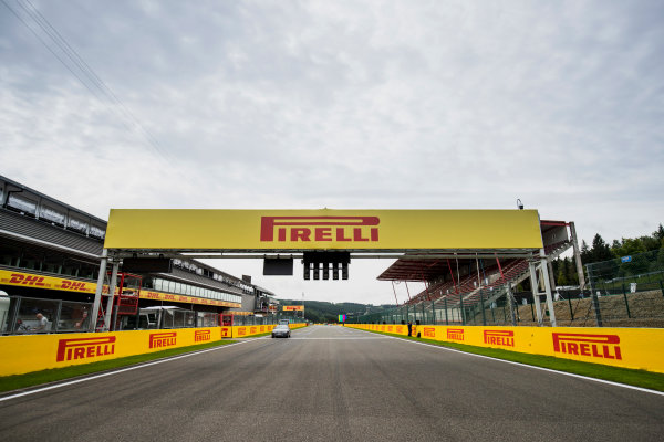2017 GP3 Series Round 5.  Spa-Francorchamps, Spa, Belgium. Thursday 24 August 2017. A view of the track. Photo: Zak Mauger/GP3 Series Media Service. ref: Digital Image _54I9500