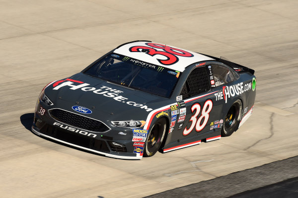 Monster Energy NASCAR Cup Series Apache Warrior 400 Dover International Speedway, Dover, DE USA Friday 29 September 2017 David Ragan, Front Row Motorsports, TheHouse.Com Ford Fusion World Copyright: John K Harrelson LAT Images