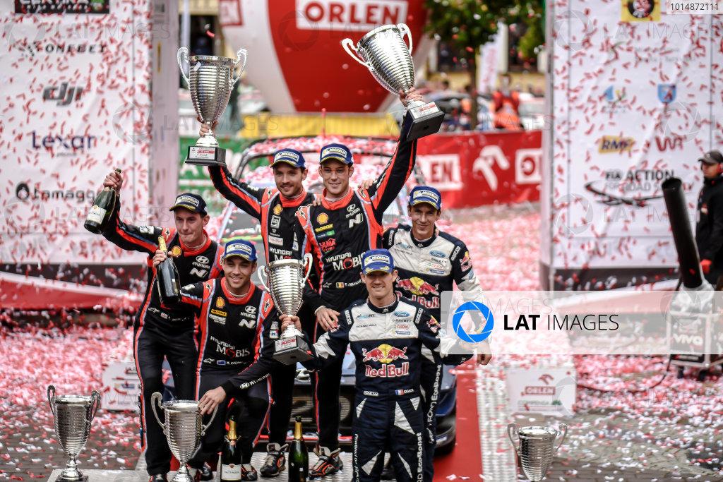 Round 8 - Rally Poland