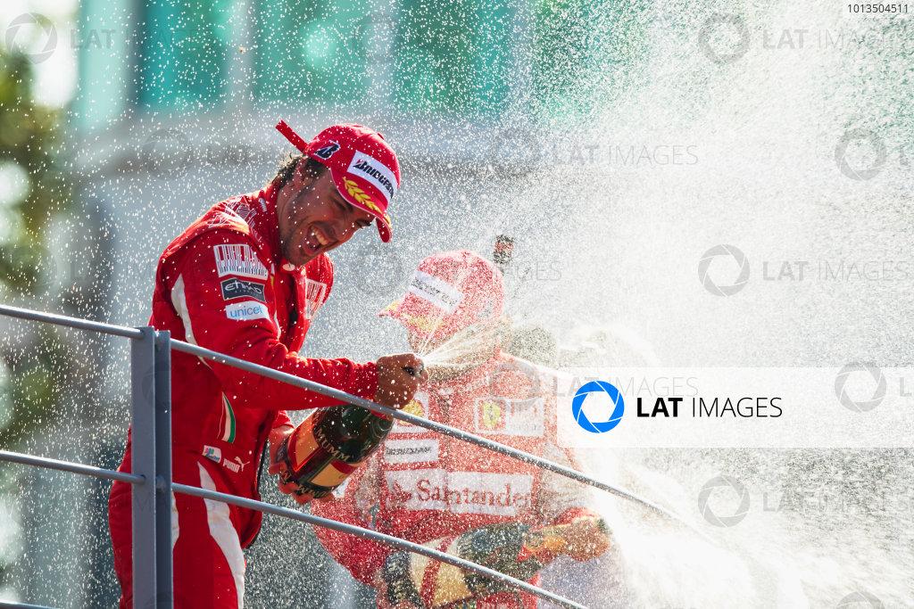 2010 Italian Grand Prix - Sunday