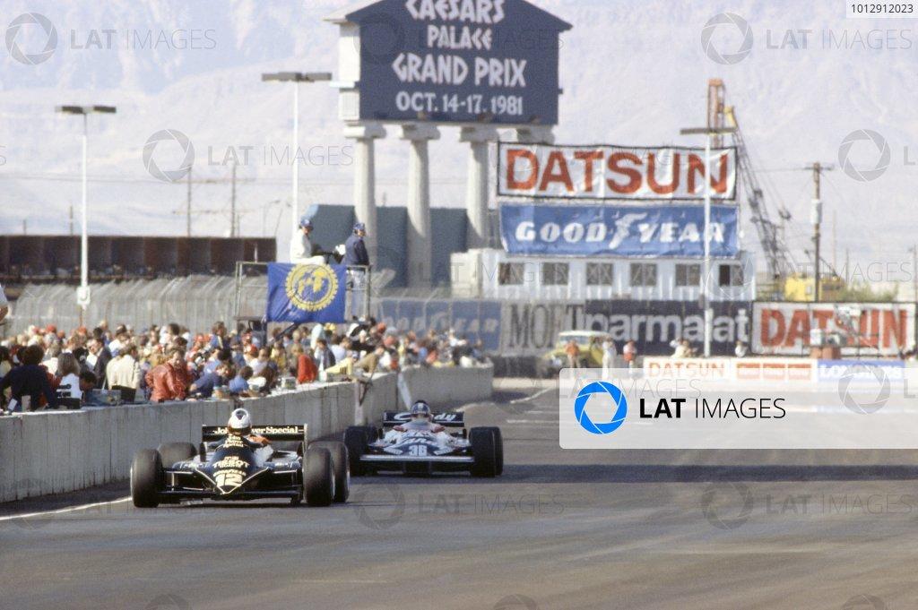 1981 Las Vegas Grand Prix 1981 Photo