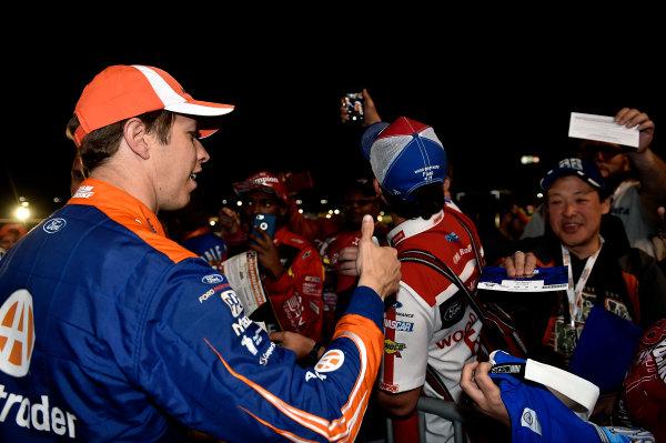 2017 Monster Energy NASCAR Cup Series - Fold of Honor QuikTrip 500 Atlanta Motor Speedway, Hampton, GA USA Sunday 5 March 2017 Brad Keselowski World Copyright: Rusty Jarrett/LAT Images ref: Digital Image 17ATL1rj_2916