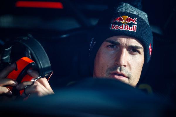 2017 FIA World Rally Championship, Round 01, Rally Monte Carlo, January 18-22, 2017, Dani Sordo, Hyundai, Portrait Worldwide Copyright: McKlein/LAT
