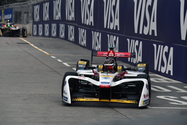 2017/2018 FIA Formula E Championship. Round 1 - Hong Kong, China. Saturday 02 December 2018. Daniel Abt (GER), Audi Sport ABT Schaeffler, Audi e-tron FE04. Photo: Mark Sutton/LAT/Formula E ref: Digital Image DSC_8366