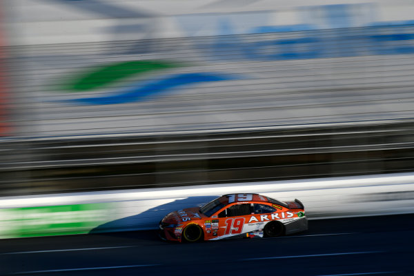 Monster Energy NASCAR Cup Series First Data 500 Martinsville Speedway, Martinsville VA USA Sunday 29 October 2017 Daniel Suarez, Joe Gibbs Racing, ARRIS Toyota Camry World Copyright: Scott R LePage LAT Images ref: Digital Image lepage-171029-mart-8854