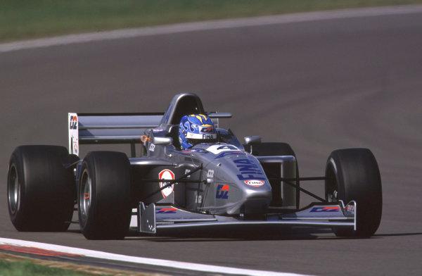 International Formula 3000 Championship Nurburgring, Germany. 19th - 20th May 2000 David Saelens (D2 Playlife Super Nova) would start the race from pole World - Bellanca/LAT Photographic