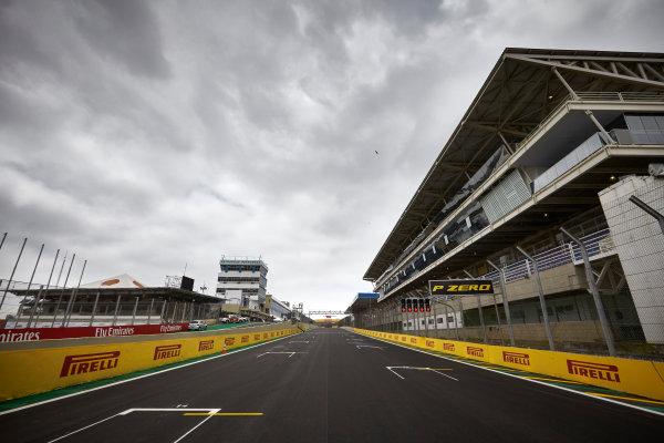 Interlagos, Sao Paulo, Brazil. Thursday 6 November 2014. A view of the track. World Copyright: Steve Etherington/LAT Photographic. ref: Digital Image SNE15222