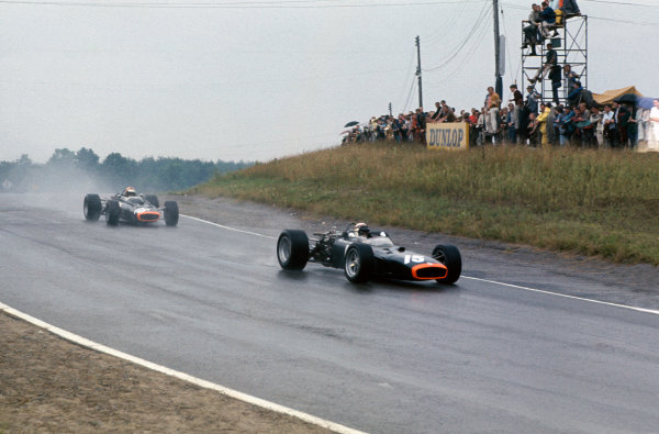 Mosport Park, Ontario, Canada. 25 - 27 August 1967.