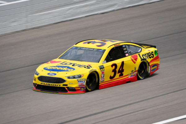 #34: Michael McDowell, Front Row Motorsports, Ford Fusion Love's Travel Stops