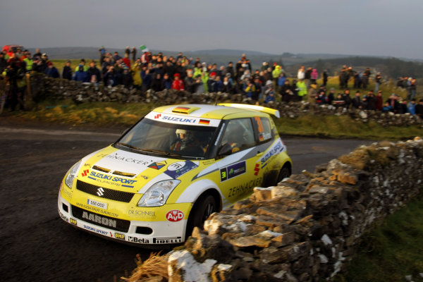 Round 1, Rally Ireland, 