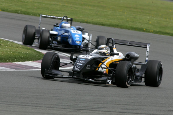 Silverstone, Great Britain. 3rd - 5th May 2009.Nick Tandy (GBR) - JTR Mygale Mercedes.World Copyright: Ebrey/LAT Photographic.