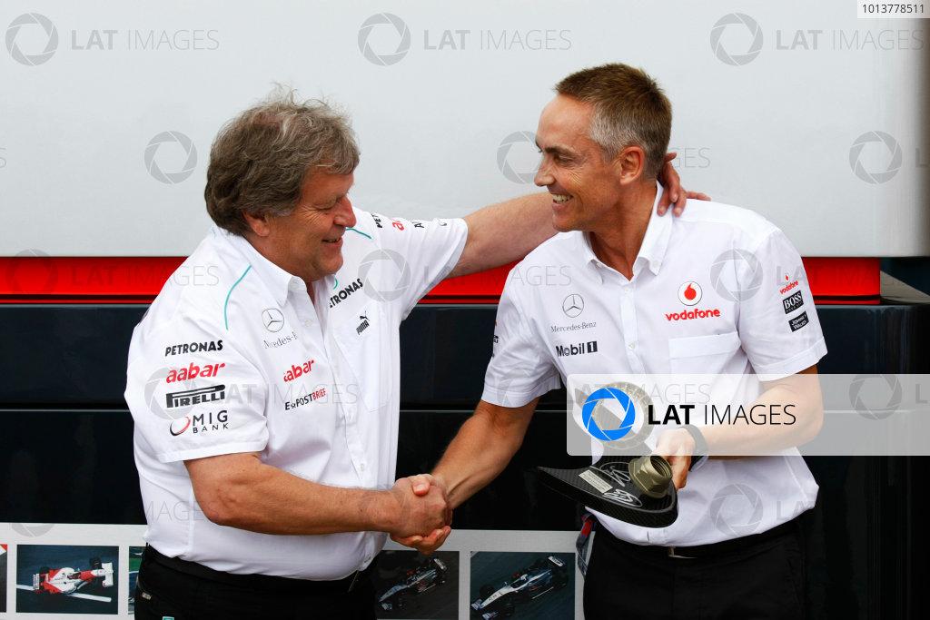 2012 European Grand Prix - Friday