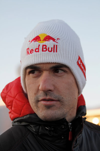 Round 02 - Rally Sweden 09-12 February 2012. Dani Sordo, Mini WRC, Portrait  Worldwide Copyright: McKlein/LAT