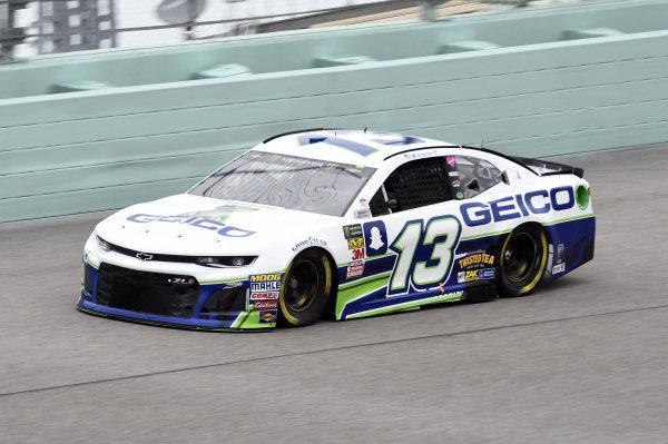 #13: Ty Dillon, Germain Racing, Chevrolet Camaro GEICO