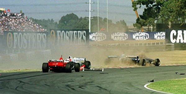 1997 Argentinian Grand Prix.