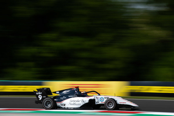 HUNGARORING, HUNGARY - AUGUST 02: Raoul Hyman (GBR, Sauber Junior Team by Charouz) during the Hungaroring at Hungaroring on August 02, 2019 in Hungaroring, Hungary. (Photo by Joe Portlock / LAT Images / FIA F3 Championship)