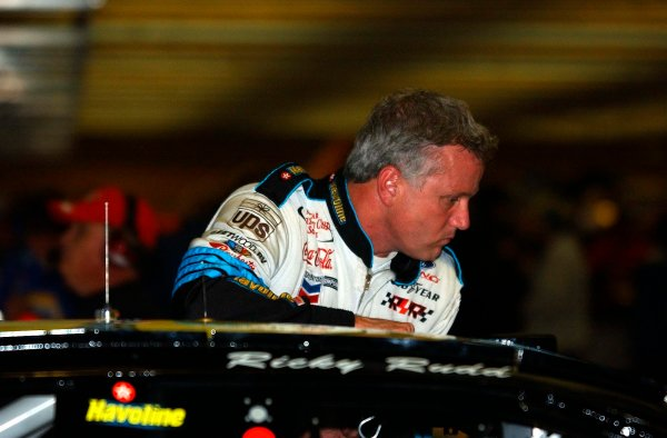 2002 NASCAR Atlanta Motor Speedway, October 25, 2002 NAPA 500/Aaron 's 312Ricky Rudd,-Robt LeSieur2002LAT Photographic